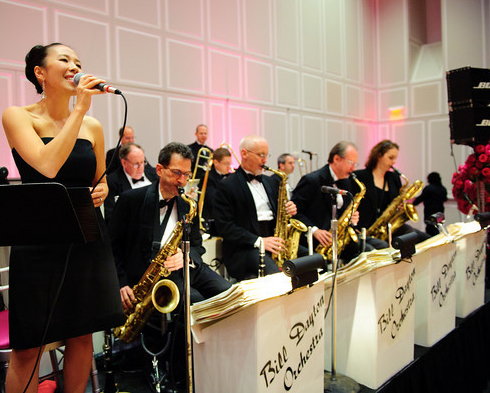 SaraJones with The BillDayton Big Band